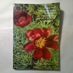 Teresia B. Tataru - Terminologia botanica crestina la poporul roman