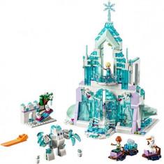 Elsa Si Palatul Ei Magic De Gheata (41148) - LEGO Disney Princess