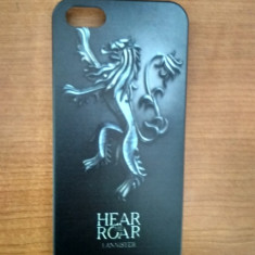 Husă/Case - Iphone /5/5s - Game of Thrones/Urzeala Tronurilor- Noi - Husa Telefon, iPhone 5/5S/SE, Negru