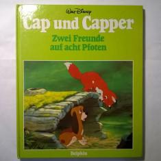 Cap und Capper {lb. germana} - Carte in germana