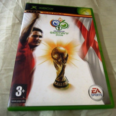 Fifa World Cup Germany 2006, xbox classic, original! - Jocuri Xbox Altele, Sporturi, 3+, Multiplayer