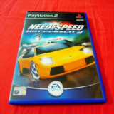 Joc NFS Need For Speed Hot Pursuit 2, PS2, original, alte sute de jocuri!