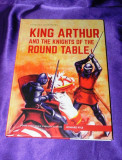 King Arthur and the knights of the round tabel benzi desenate engleza  (f0616