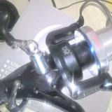 Mulineta XZ 12000 cu 10 rulmenti Ideala pentru pescuitul crapului, Ultrausoare