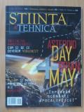 Stiinta si Tehnica #47 Iunie 2015 Asteroid Day Brian May