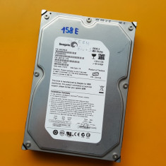 158E.HDD Hard Disk Desktop, 250GB, Seagate, 8MB, 7200Rpm, Sata II, 200-499 GB, SATA2