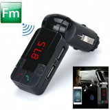 Modulator FM Car Kit Bluetooth Model 2017 BC06 * Lichidare de Stoc* - Modulator FM auto