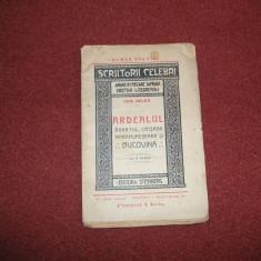 Ion Jalea ~ Ardealul, Banatul, Crisana Maramureseana si Bucovina - Carte veche