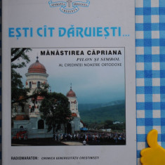 Manastirea Caprina vol I