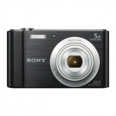 Sony DSC-W800 Digital Compact Camera (20.1 MP, 5x Optical Zoom) - Aparat Foto compact Sony