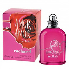 Cacharel Amor Amor In A Flash EDT Tester 100 ml pentru femei