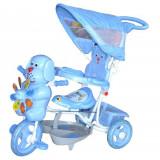 Tricicleta Catelus cu floare