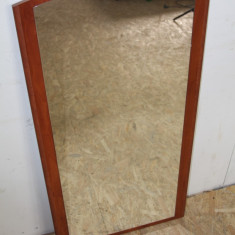 Oglinda de perete cu suport din PAL 108X56 cm - Oglinda living