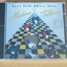 Modern Talking - Let's Talk About Love CD - Muzica Pop arista