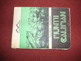 Muntii Caliman - Traian Naum, Emil Butnaru ~ cu harta