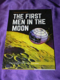 The first men in the moon benzi desenate engleza classics illustrated (f0612, H.G. Wells