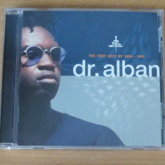 Dr. Alban - Very Best of 1990-1997 CD - Muzica Dance arista