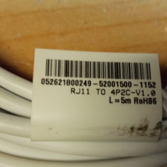 Cablu Telefon 5 m