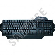 Tastatura NOUA Newmen E370, 8 taste multimedia, Wired, USB Garantie 12 LUNI !