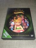 Degetica - Tinker Bell - Disney - colectie 5 DVD dublate limba romana