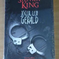 Jocul lui Gerald - Stephen King - Carte Horror, Nemira