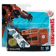 Figurina Robot Quillfire Transformers Robots in Disguise - Roboti de jucarie Hasbro