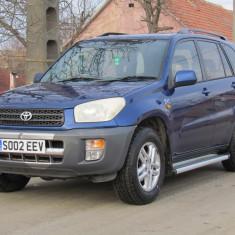 Toyota Rav 4 4x4, 2.0 benzina, an 2002, 140000 km, 1998 cmc