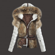 Geaca Moncler - Model Exclusivist ! - Geaca dama, Marime: S, Culoare: Din imagine