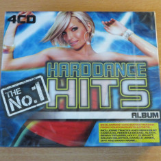 Hard Dance Hits Album (4CD) - Muzica Dance sony music