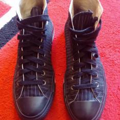 Converse All Star originali, high top, marimea 42-27 cm. - Tenisi barbati Converse, Culoare: Negru, Textil