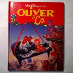Oliver & Co. {lb. germana} - Carte in germana