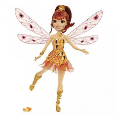 Papusa Mattel Yuko cu inel Mia and Me