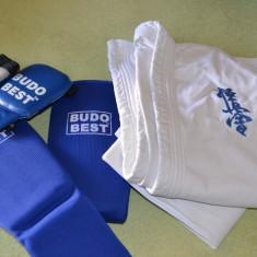 Kimono Kyokushin/tibiere si manusi copil - Karate