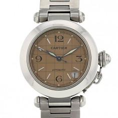 Cartier Pasha R40307637 - Ceas dama Cartier, Fashion, Quartz, Inox, Cronograf