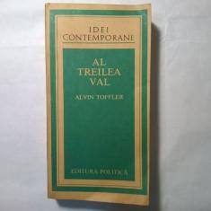 Alvin Toffler – Al treilea val - Filosofie