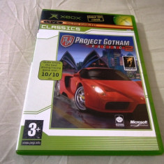 Project Gotham Racing 2, xbox classic, original! - Jocuri Xbox Ea Games, Sporturi, 3+, Multiplayer
