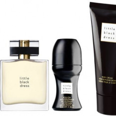 Little Black Dress AVON set 4 produse - Set parfum
