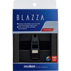 Fluier profesional baschet Molten BLAZZA® INDOOR RA0040-K - Minge baschet