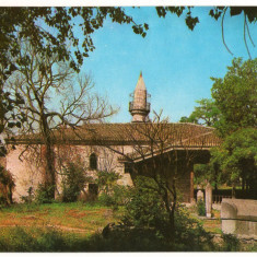CPI (B8029) CARTE POSTALA - MANGALIA. GEAMIA ESMAHAN SULTAN - Carte Postala Dobrogea dupa 1918, Necirculata, Fotografie
