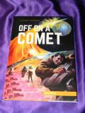Off a comet Hector Servadac benzi desenate engleza classics illustrated (f0615