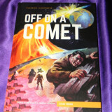 Off a comet Hector Servadac benzi desenate engleza classics illustrated (f0615 - Reviste benzi desenate