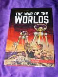 The war of the worlds razboiul lumilor classics illustrated H G Wells (f0610