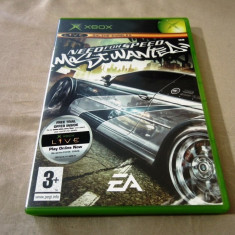 NFS, Need For Speed Most Wanted, xbox classic, original! - Jocuri Xbox Ea Games, Sporturi, 3+, Multiplayer