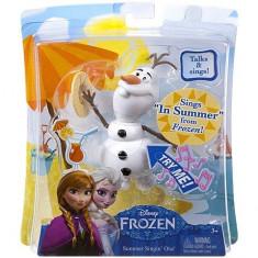Figurina Olaf Muzical Frozen - Papusa Mattel