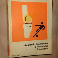 Anatomia functionala a aparatului locomotor an 1972/550pag- Clement Baciu