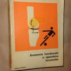 Anatomia functionala a aparatului locomotor an 1972/550pag- Clement Baciu - Carte Ortopedie