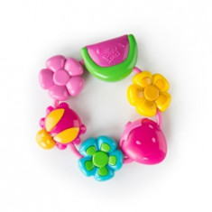 Jucarie Pentru Dentitie Buggie Bites - Jucarie zornaitoare Bright Starts