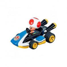Jucarie Mario Kart 8 Nintendo Pull Speed Toad
