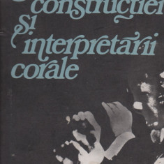 Arta interpretarii corale album cu 10 discuri - Muzica Corala electrecord, VINIL