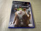 Joc G-Force, PS2, original, alte sute de jocuri!, Actiune, 3+, Single player, Activision